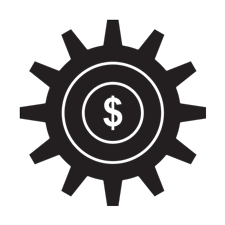 Financial Services Icon